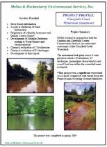 Clearfield Creek Watershed Assessment